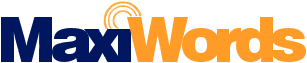 Logo MaxiWords
